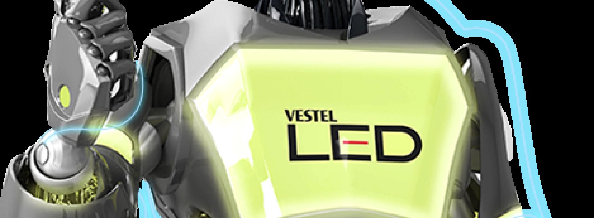 Vestel! Un géant mondial est notre nouveau client.