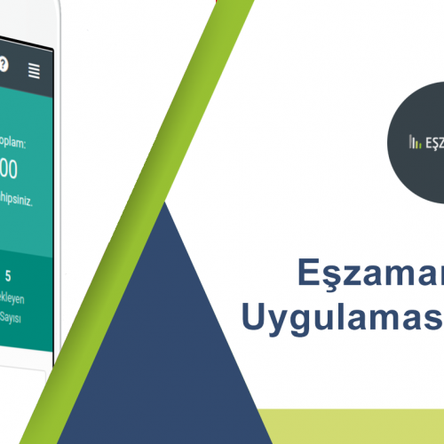 "Mise en Application de Sondage ""Eşzamanlı"""