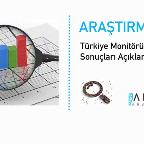Türkiye Monitörü 35. Hafta Sonuçları Açıklandı