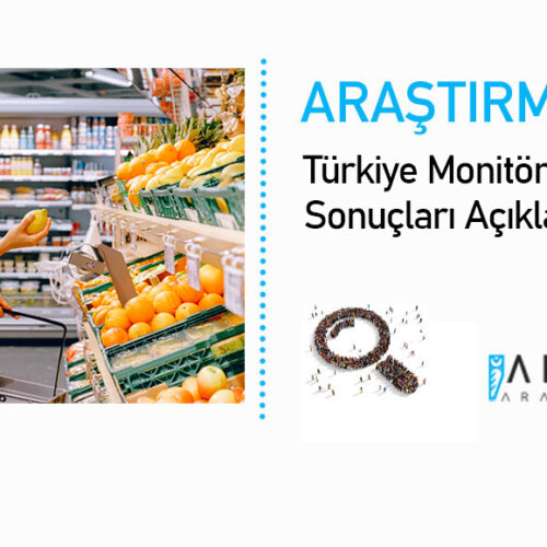Türkiye Monitörü 39. Hafta Sonuçları Açıklandı